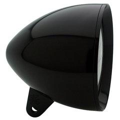 """130w1. Headwinds - 5-3/4"""" Concours Bullet Headlight Housing"""