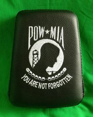 051f.  Backrest Pad - POW-MIA
