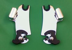 040b. Detachable Mount Kit for 2009-later HD Touring (HD Latches sold separately)