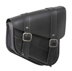063B2. Willie & Max Swing Arm Bag - black (right side)