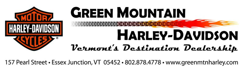 Image result for green mountain harley davidson logo