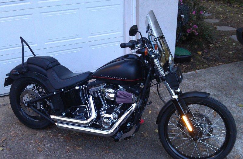 Harley & Custom Bike Pics | Ginz Choppers