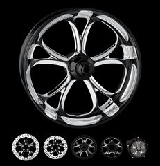 160a2.  Performance Machine - Luxe Front Wheels for Harley Davidson