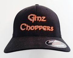 080B1. Ginz Choppers - Flex Fit Hat