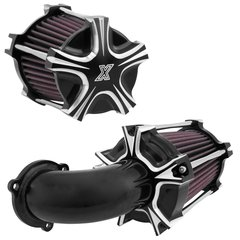 100b1. Xtreme Machine Dominate Air Intake for HD/Big Twin