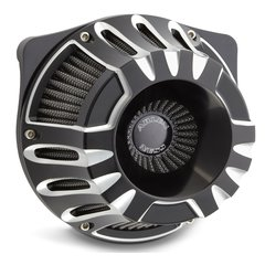 100c3. Arlen Ness Deep Cut Inverted Air Intake for HD/Big Twins & HD Trike