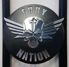 "071b - 5"" Fury Nation ONLY - Skull Wing sold separately"