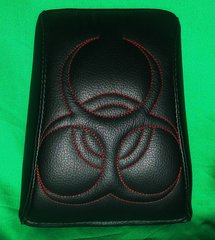 050f.  Backrest Pad - Biohazard