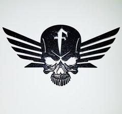 """071a - 5"""" Skull-Wing"""