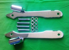 038a. Rigid Mount Kit for Yamaha Raider