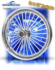 161c.  Coastal Moto Fusion Front Wheel Package for Harley Davidson