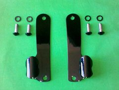 032b. Rigid Lo-Pro Mount Kit for 2011-later HD Softail Blackline & Slim