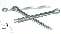 Split Pin A2 Stainless Rudder Sun Dolphin Pedal Boat Pack 3
