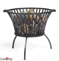 Cook King Ibiza Fire Basket Strong 4mm Steel