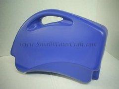 Sun Slider Seat Back Blue