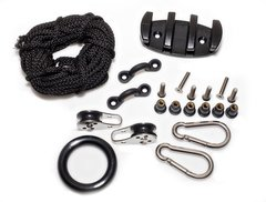 H2o Kayak Anchor Trolley Kit (Well Nut)