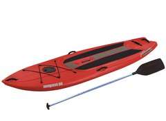 Sun Dolphin® Seaquest 10 Stand Up Paddle Board RED