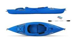 Sun Dolphin Blue Aruba 10 Deluxe Kayak