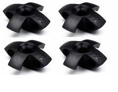 Small Star Surface  Deck Fitting Pack 4