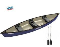 Sun Dolphin Scout 14' Elite Canoe Navy
