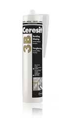 MARINE SEALANT CLEAR Silicone, Ceresit, High Modulus,