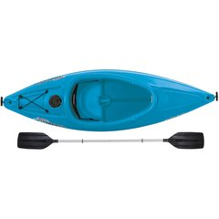 Sun Dolphin ® Aruba SS Sit-in Kayak Blue Free Paddle