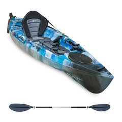 Excursion Fishing Kayak Blue/White