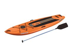 The Sun Dolphin® Seaquest 10 Stand Up Paddle Board ORANGE