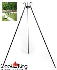 Powder Coated Strong Cook King 180cm Tripod