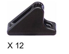 Mini Line-Lok Black Pack 12