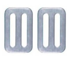 H2o Marine Grade 316 Stainless Steel 20-25 mm Webbing Buckle (Pack 2)