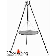 Steel 70cm Grill with 180cm Tripod