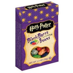 Harry Potter's Bertie Botts Every Flavor Beans