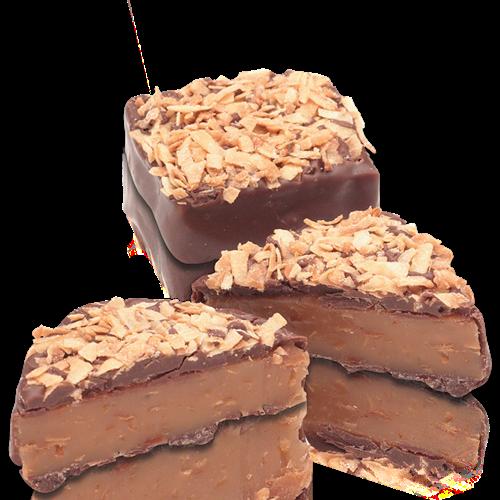 Caramel Toasties | Sweets and Treats