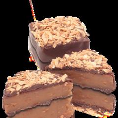 Caramel Toasties