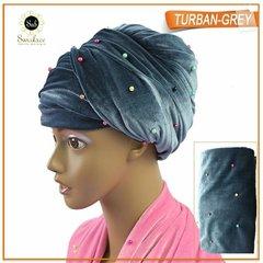 TURBAN CAP-14