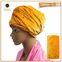 TURBAN CAP-15
