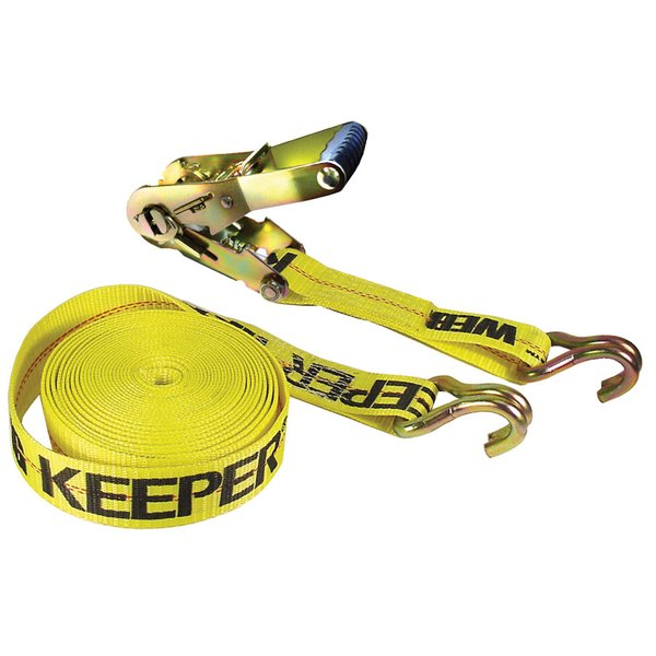 keeper 174 ratchet tie straps 130 04622 supply