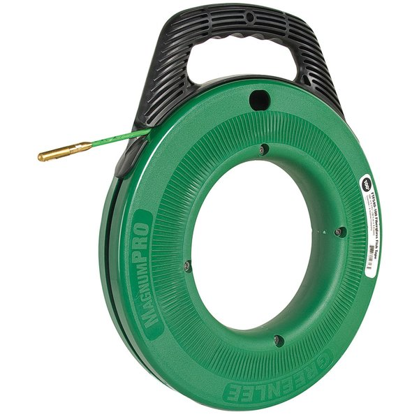 Greenlee magnumpro fish tapes 332 fts438 240 old glory for Greenlee fish tape