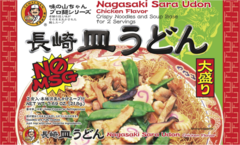 YAMACHAN NO NSG NAGASAKI SARA UDON 12 pc / case