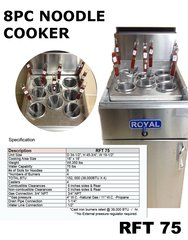 NOODLE COOKER RFT 75-Please contact us If you would like to purchase this item.