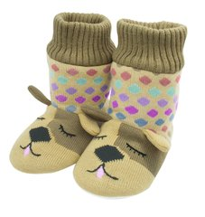 Aroma Home Knitted Animal Booties ~ Dog