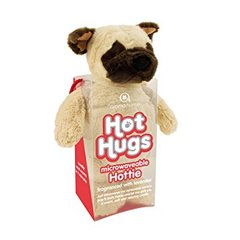 Aroma Home Hot Hug Heat Pack - Pug