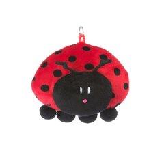 Beatrix New York Micro Cuddly Bag Clip ~ Juju Ladybug