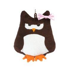 Beatrix New York Micro Cuddly Bag Clip ~ Papar Owl