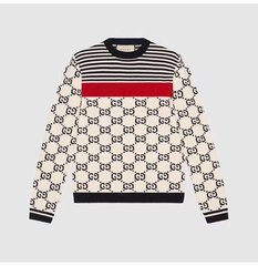 Logo Stripe Sweater (SOLD OUT)