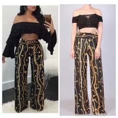"The ""Off the Chain"" Palazzo Pants"