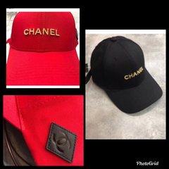 Chanel Baseball Hat