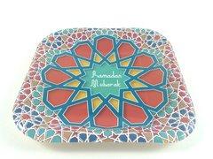 Ramadan Tangier Dessert Paper Plates
