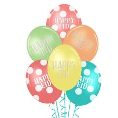 Happy Eid Foil Balloons